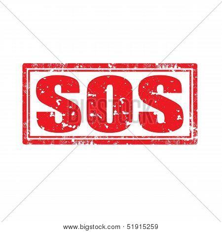 Sos-stamp
