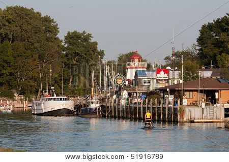 Grand Bend Harbour