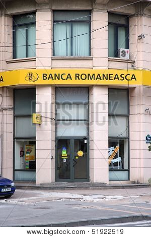 Bank In Romania