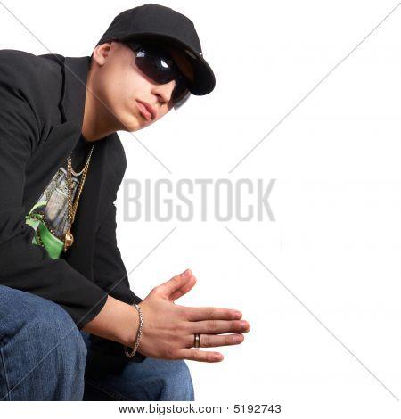 Young Rapper