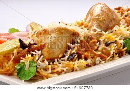 Chicken Biryani-R