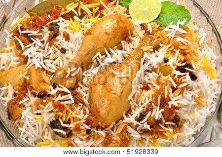 Chicken Biryani-C