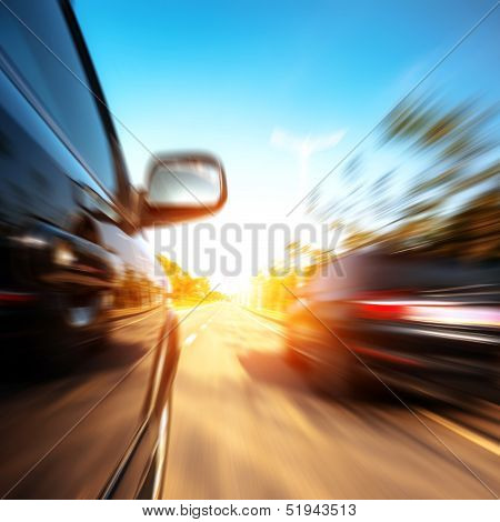 High-speed Car