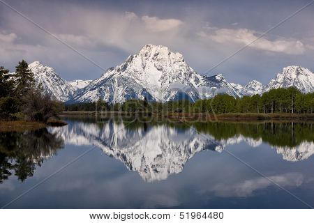Snake River and the Grand Tetons