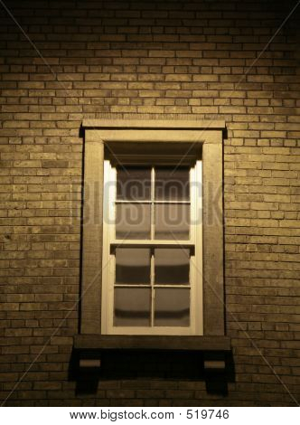 Mysterious Window