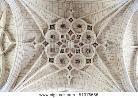 Cathedral Ceiling, Hornillos Del Camino - Spain