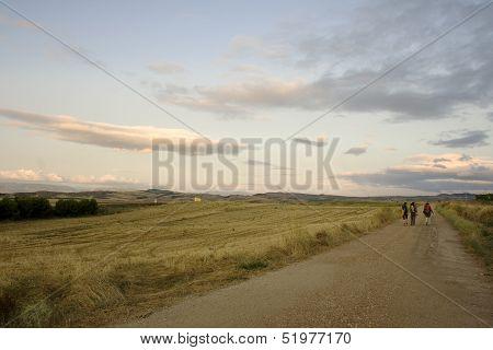 Pilgrims, Way Of St. James