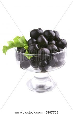 Black Olives Set