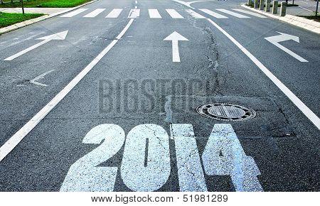 2014 Road