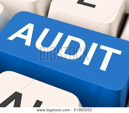 Audit Key Means Validation Or Inspection.
