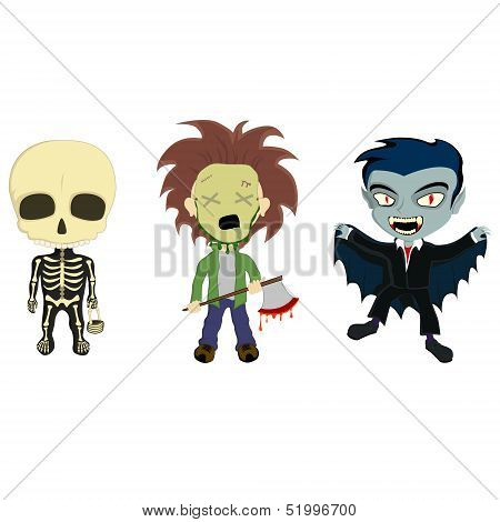 Halloween Costume Kids