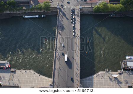 Ansicht einer Brücke