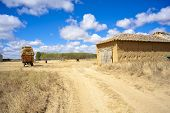 picture of headstrong  - view of the farm in the Spanish countryside - JPG