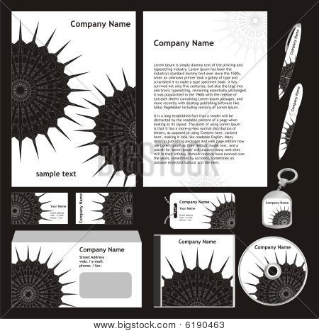vector business templates