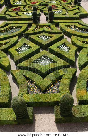 Loire Valley Villandry Love Gardens