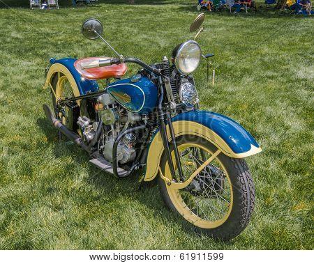 1936 Harley Davidson EL