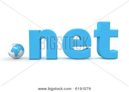Top-level Domain - World Dot Net