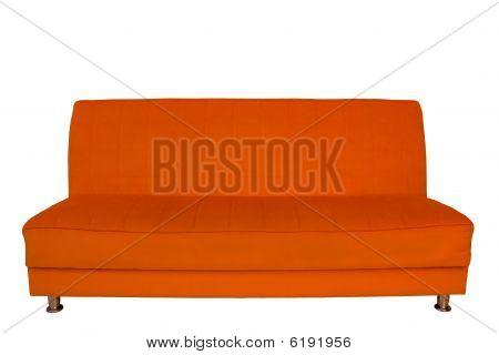 Isolated Sofa