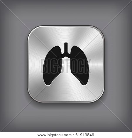 38_steel Icon Lungs