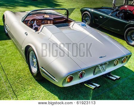 1966 Bizzarrini 5300 Spyder