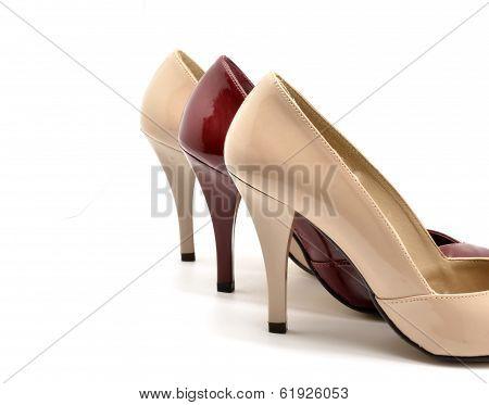 stilettos shoes