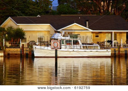 Boat And Home
