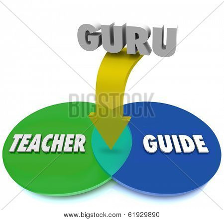 Guru Venn Diagram Teacher Guide Combination