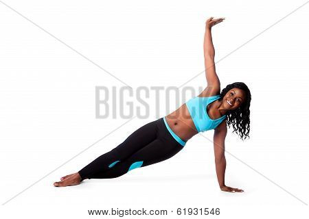 Happy Pilates Yoga Exercise
