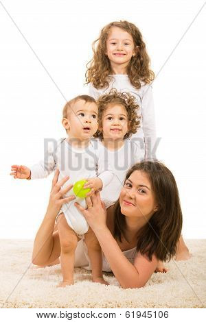 Happy Family Home