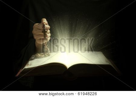 Magical Rays Of Holy Bible
