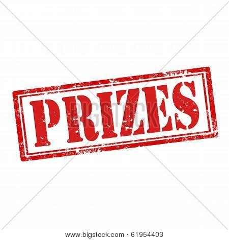 Prizes-stamp