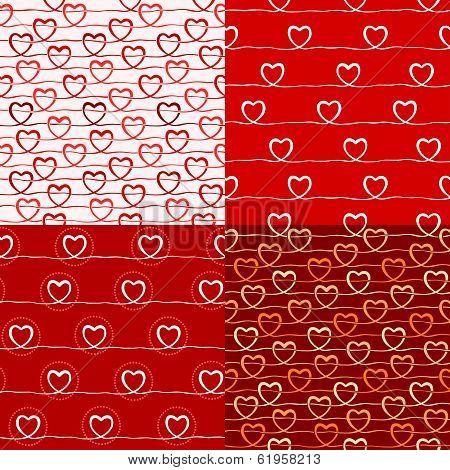 various love pattern