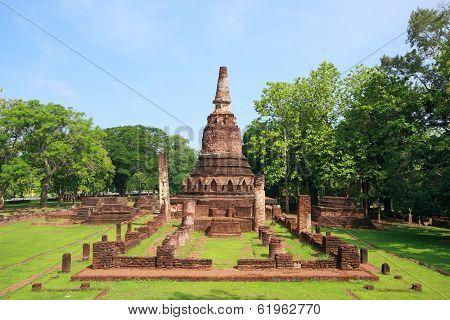 Phra Kaeo Temple, Thailand