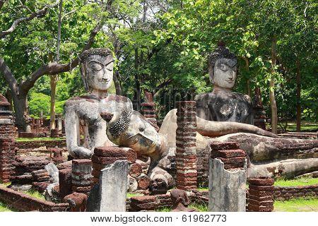 Phra Sam Pee Nong