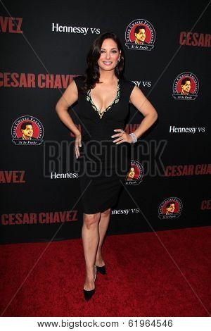 LOS ANGELES - MAR 20:  Alex Meneses at the