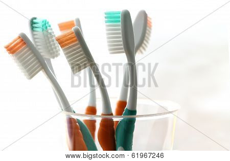Six Toothbrush