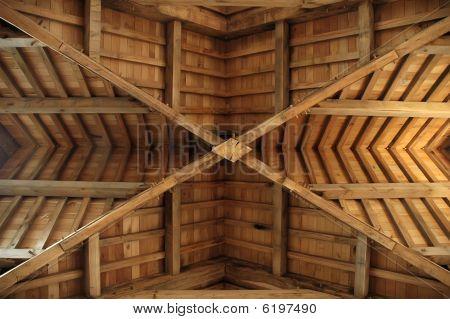 Wooden Roof-truss