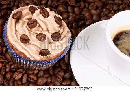 Coffee Cupcake And Espresso