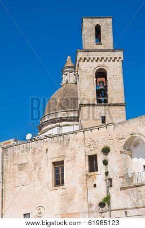 Church of St. Vincenzo. Monopoli. Puglia. Italy.
