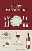 stock photo of seder  - Happy Passover - JPG