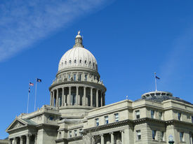 stock photo of boise  - Idaho - JPG