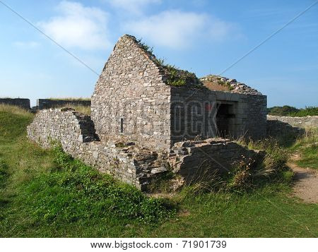 Fort Fortification Ruined Building