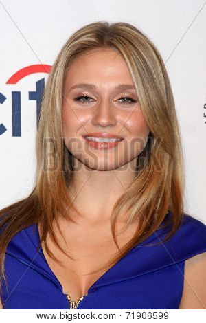LOS ANGELES - SEP 12:  Rita Volk at the Mercy For Animals 15th Anniversary Gala  at London Hotel on September 12, 2014 in West Hollywood, CA