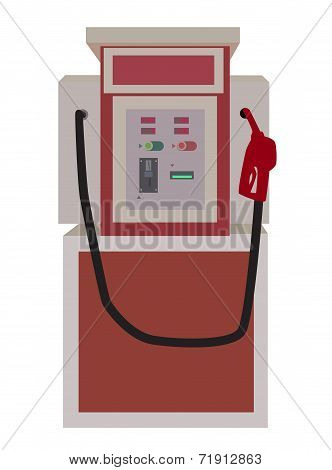 Gasoline Vending Machine