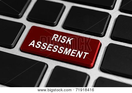 Risk Assessment Button On Keyboard