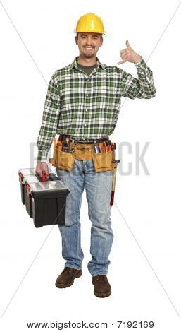 Handyman Contact Us