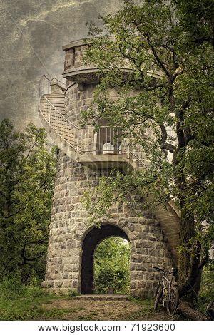 Gazebo tower