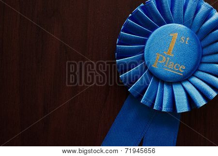 First Place Winners Rosette