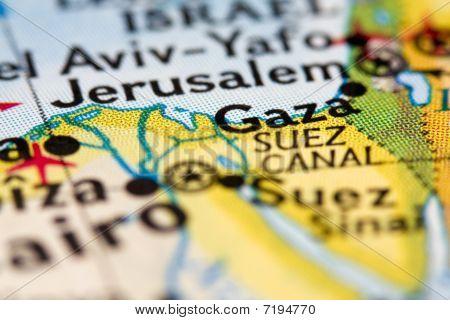 Gaza and Jerusalem