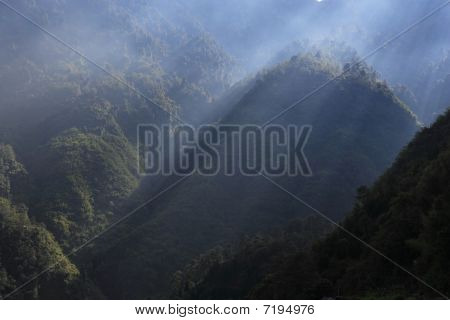 Sikkim Mountains